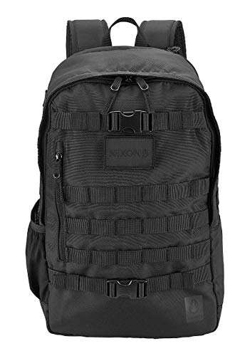 Nixon Smith - Mochila (talla única), color negro