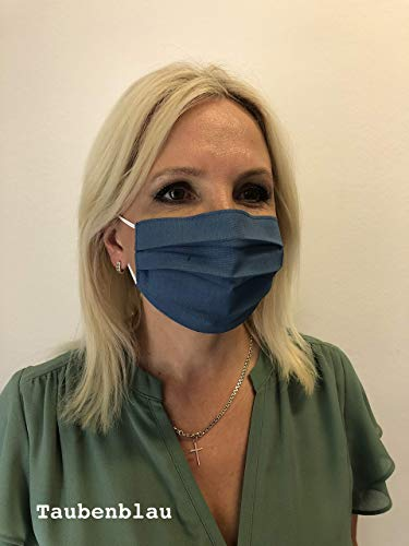 Mundmaske face mask aus Baumwolle! Wiederverwendbar!