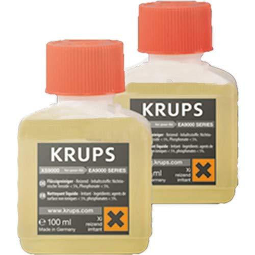 Krups - Reiniger für Cappuccino-Düsen, 2 Stück, XS900010