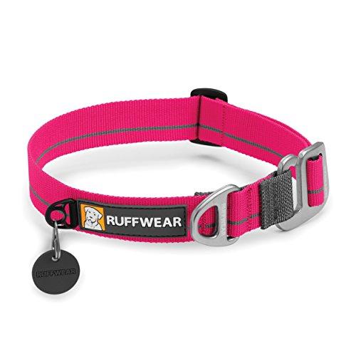 Ruffwear - Crag Collar, Color Wild Berry, Talla L