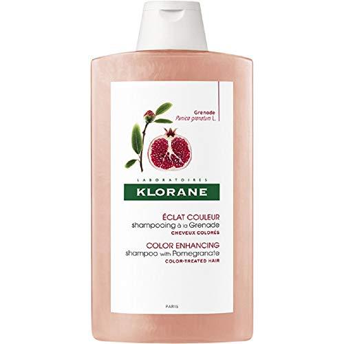 Klorane Shampoo with Pomegranate Mujeres No profesional