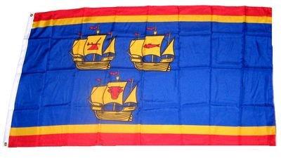 Fahne / Flagge Eiderstedt NEU 90 x 150 cm Flaggen