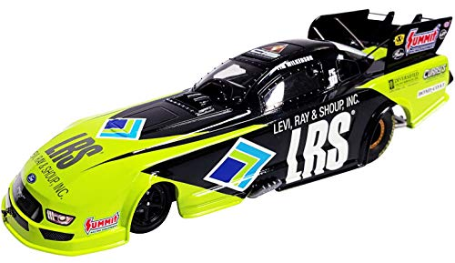 2020 LRS Ford Mustang Tim Wilkerson LRS NHRA Funny Car 1/24 Diecast Model Car by Autoworld CP7704