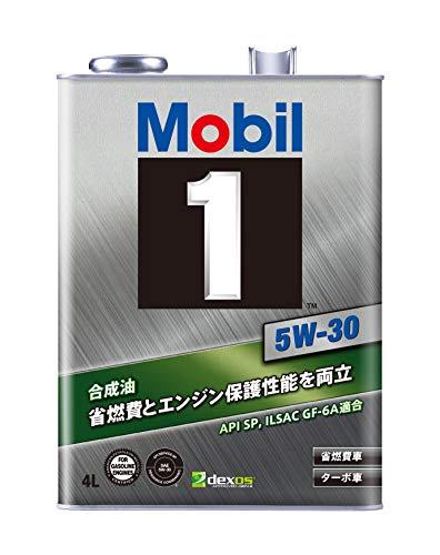 モービル1 ファインパフォーマンス FP 5W-30 4L
