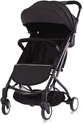 LYP Triciclo Bebé Trolley Trike 2 en 1 Cochecito de bebé Caminando Lightweight Baby PRAM para EL Sistema DE Viaje DE NEWBORTS Portable Carrito de Carro de bebé Plegable (Color : #1)