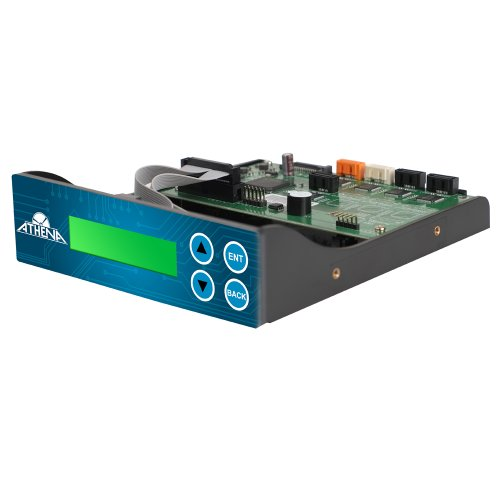 Athena AS0 SATA Controller for Blu Ray/DVD/CD Disc Copy Duplicator (1 to 3)
