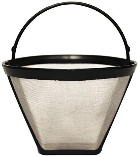 Menalux FP02 Filtre Permanent à Café Inox 15 Tasses Maximum