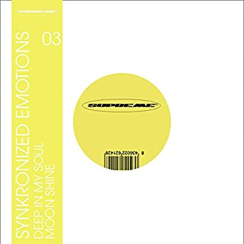 "MX Supreme Records Synkronized Emotions ""Deep in My Soul / Moon Shine"""