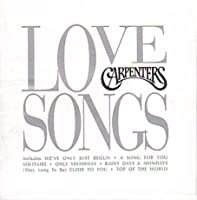 Love Songs by Carpenters (1998-03-24)