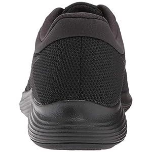Nike Men's Revolution 4 Running Shoe, Black, 11 Regular US