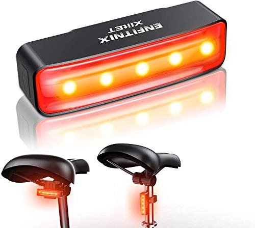 MEIDI Bike Tail Lights LED Bicycle Lights Ultra Bright Bike Tail Light Fits to Any Road Bikes