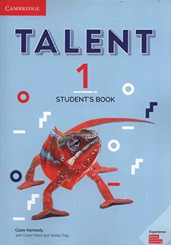 Talent international. Level 1. Student's book. Per le Scuole superiori