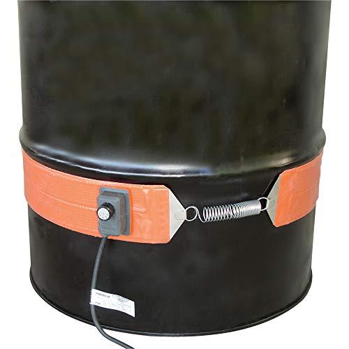 Buy Discount BriskHeat Extra Heavy Duty Metal Drum Heater - 15-Gallon Capacity, 120 Volts, Model Num...