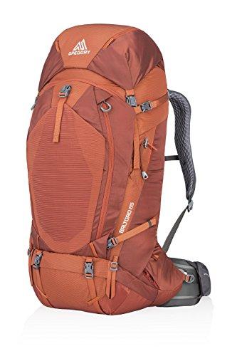 Gregory(グレゴリー) Baltoro 65(バルトロ65) アウトドア バックパック (S, Ferrous Orange) [並行輸入品]