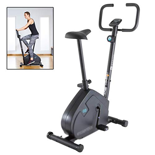 Check Out This Exercise Bikes for Home use 8-Speed Intensity-Adjusted Spinning Bike Indoor Quiet Gym...