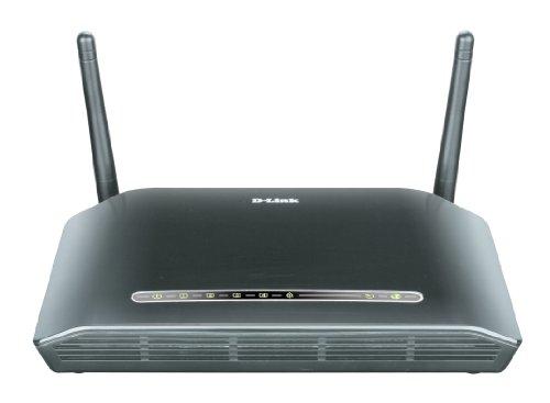 D-Link Wireless N300 Dsl Modem Router