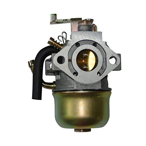 EH17 carburador carbohidrato Compatible con la cortadora de césped de Robin Mower Gas de Combustible Durable FG 200 Kawasaki Generator Reemplazo de Piezas del Motor del carburador