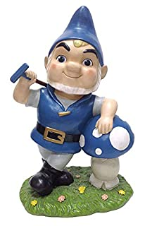 DIG Gnomeo Mushroom Garden 7 75 Inch