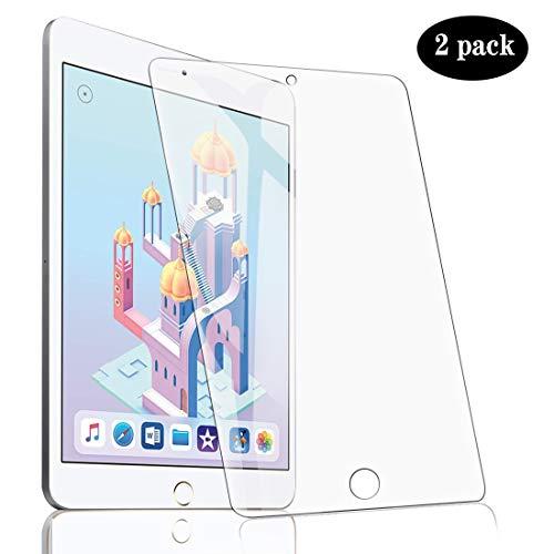 TUUT [2 Piezas] Protector Pantalla para iPad Mini 4, Cristal Vidrio Templado Premium [9H Dureza] [Alta Claridad] Anti-arañazos Sin Burbujas Película Protectora