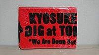氷室京介/マフラータオル/レッド/赤/KYOSUKE HIMURO GIG at TOKYO DOME