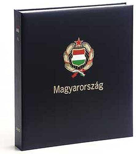 DAVO 15541 Luxus Briefmarkenalbum Ungarn VI