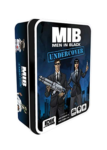 Men in Black Undercover Game