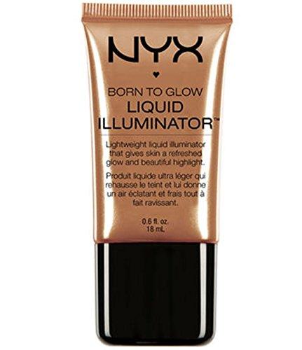 NYX Born To Glow Liquid Illuminator LI04 - Sun Goddess