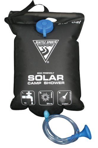 Check Out This Seattle Sports PVC Free Solar Shower (5-Gallon)