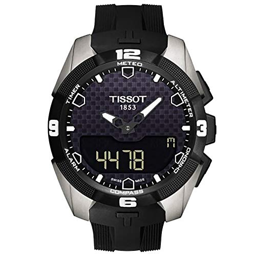 Montre Tissot T-Touch Expert Solar noire