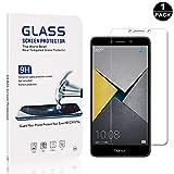 Bear Village® Displayschutzfolie für Huawei Honor 6X, 3D Touch, Keine Luftblasen, HD Ultra klar Schutzfolie aus Gehärtetem Glas für Huawei Honor 6X, 1 Stück