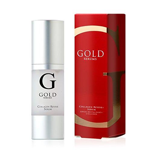GOLD SERUMS Sérum Régénérant au Collagène 30 ml