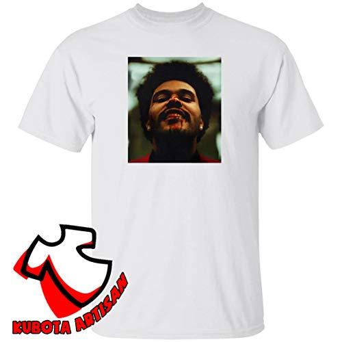 The Weeknd Merch The Weeknd After Hours Photo T-shirt Long Sleeve Sweatshirt Hoodie