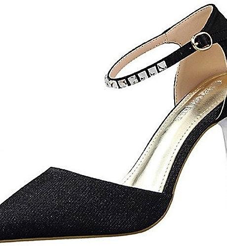 Ggx le nouveau sexy fine avec ultra-haute avec Boîte de nuit étanche mariée Chaussures de mariage