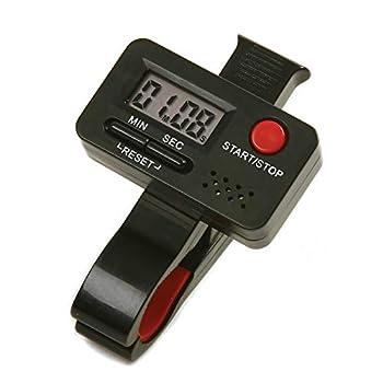 Norpro Black Digital Clip-On 99 Minute Cooking Timer One