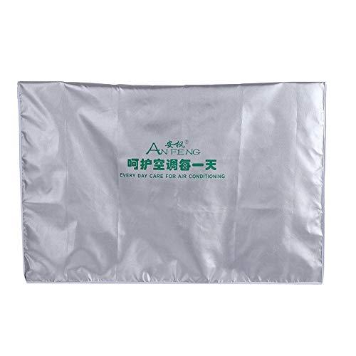 Klimaanlagen Abdeckung, wasserdichte staubdichte Außenklimaanlage-Schutzhülle Home Window Unit(1.5p(80 * 26 * 57))