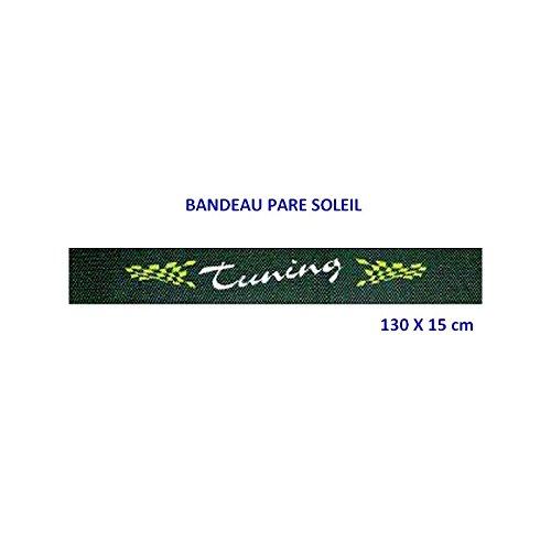 Sumex TES0047 Pare-Soleil 130 x 15 cm Tuning Carbone