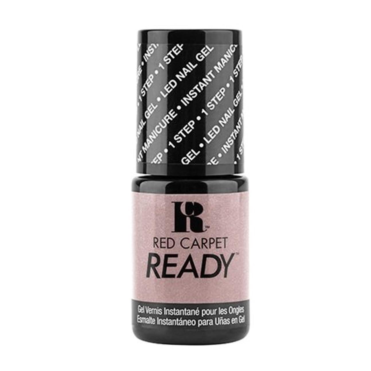 プット顎思いやりのあるRed Carpet Manicure - One Step LED Gel Polish - Bottle Poppin' - 0.17oz / 5ml