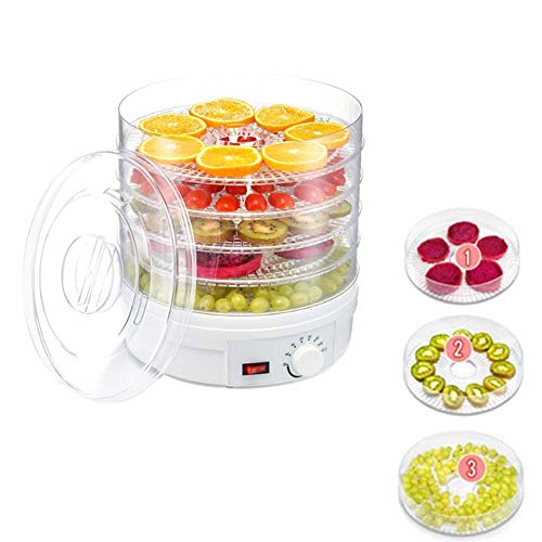 Check Out This Food Dehydrator Machine, Food Dryer for Vegetable, 8 Temperature Control 5 Tray, for ...