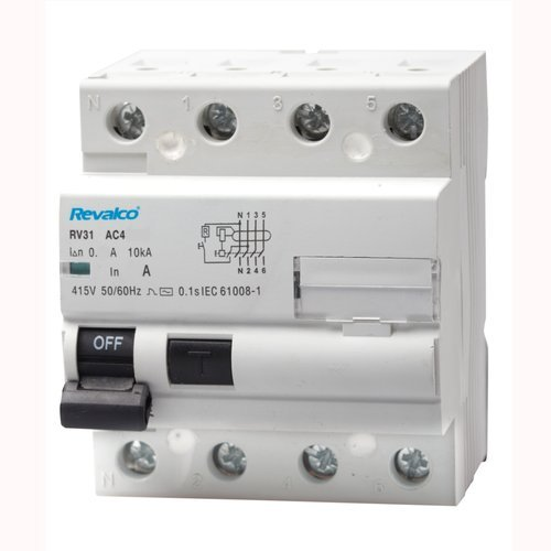 Interruptor diferencial SUPERINMUNIZADO 4P 25A 30mA 10kA | Revalco