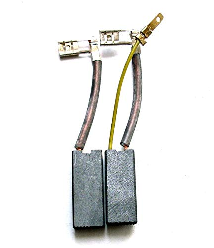 Kohlebürsten GOMES, kompatibel DeWalt BH 40 B, BH 45 E, DW 643