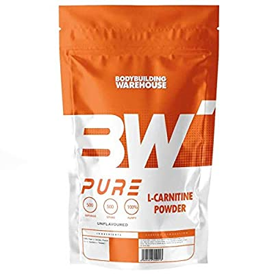 Bodybuilding Warehouse Pure L-Carnitine Powder (250g)