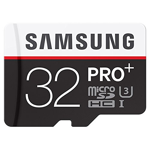 Samsung Pro Plus 32GB MicroSDHC Memory Card - 95MB/s Read, 90MB/s Write