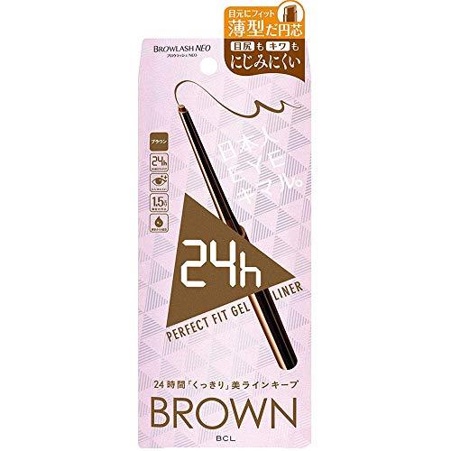 Brow Lash Neo Perfect Fit Gel Liner - Brown (Green Tea Set)