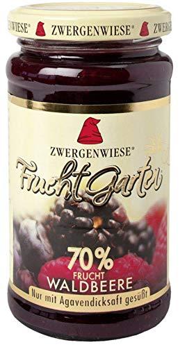 Zwergenwiese Bio FruchtGarten Waldbeere (6 x 225 gr)