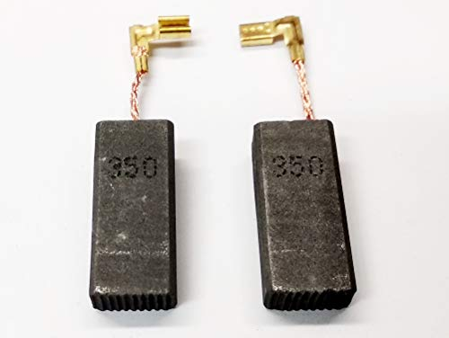 1 Paar Motorkohlen CB 350 Kohle mit Abschaltautomatik für Makita HR4010C HR4011C HR3541FC HR3200C HR3210C HR3210FCT HR3540C HR4001C HR4002