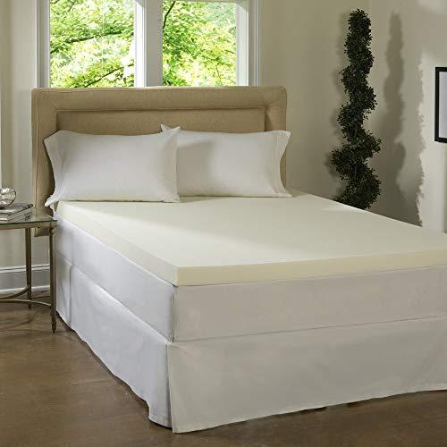 Simmons Beautyrest Comforpedic Loft from Beautyrest 2-inch Memory Foam Mattress Topper Queen