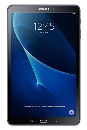 Samsung Galaxy Tab A SM-T580N Samsung Exynos 7870 16 GB Schwarz - Tablets (25,6 cm (10.1 Zoll), 1920 x 1200 Pixel, 16 GB, 2 GB, Android, Schwarz)