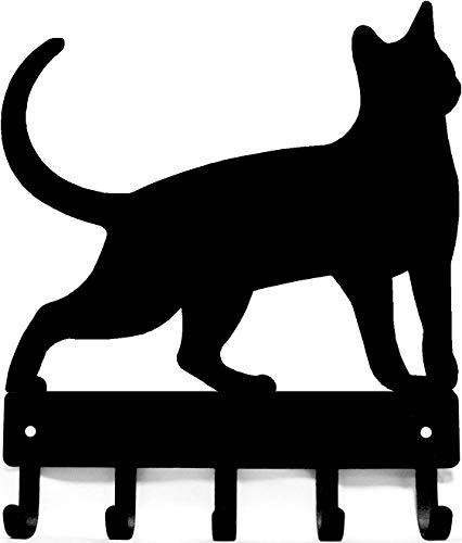Cat #17 Key Rack - Small 6 inch