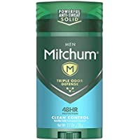 Mitchum Antiperspirant Deodorant Stick for Men 2.7 oz