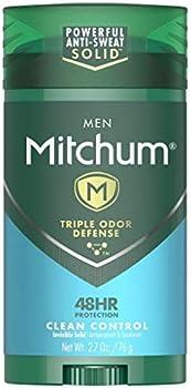 Mitchum Antiperspirant Deodorant Stick for Men 2.7 oz